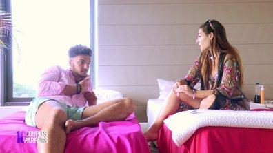 Rupture entre Safia et Vincent dans l'épisode 17