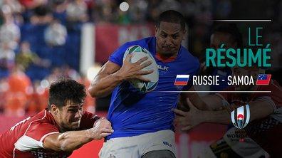 Russie - Samoa : Voir le résumé du match en vidéo
