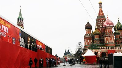 Bon baisers de Russie et d'Ukraine