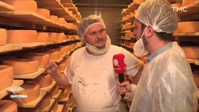Russie 2018 : les Bleus commandent 400 kilos de fromage russe