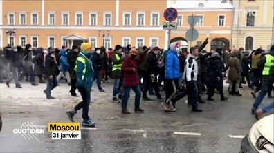 Russie: condamnation d'Alexeï Navalny, représsion des manifestations, le point sur la situation dans le pays