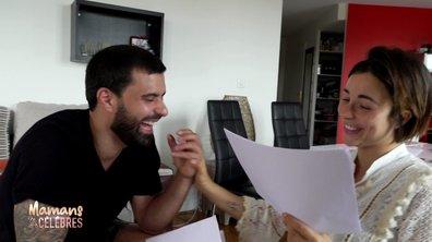 Rym et Vincent ont trouvé le prénom de leur futur bébé