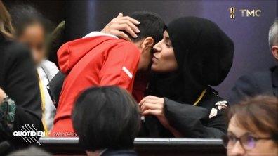 Que s'est-il passé entre les élus RN et une maman voilée ?