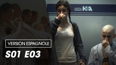Les Bracelets Rouges : S01E03 - Rapprochements (version espagnole)