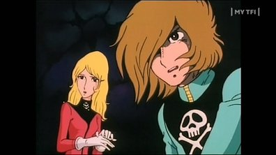 Albator, le corsaire de l'espace - S01 E41 - Albator contre Sylvidra : le duel à mort