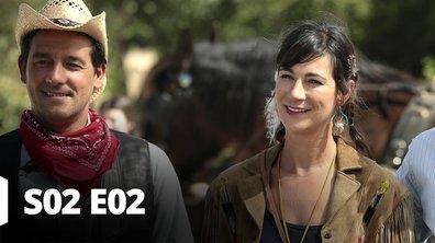 Vive la colo - S02 E02 - Western