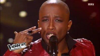 Dominique Magloire - Ma gueule  (Johnny Hallyday) (saison 01)
