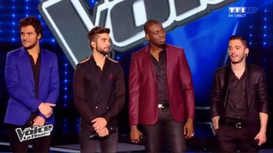 The Voice 2014 est Kendji Girac