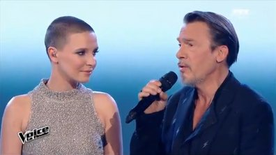 Anne Sila & Florent Pagny - Say Something (A Great Big World) (saison 04)