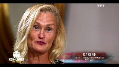 Qui est Sabine : nouvelle aventurière de l'émission ?
