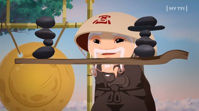 Mini Ninjas - S02 E06 - Le sablier du Jikan