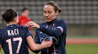 Francfort - PSG : les filles du PSG si proches de l'exploit