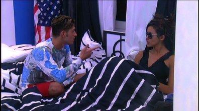 Sacha et Leila doutent de la sincérité de Vivian