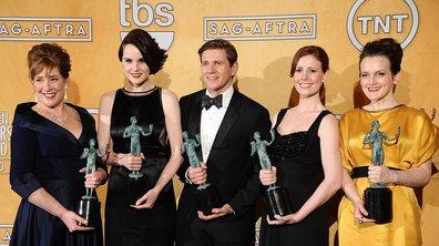 SAG Awards: Dowton Abbey devant les géants US