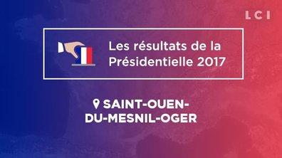 Saint-Ouen-du-Mesnil-Oger (14670) : les résultats de la Présidentielle 2017