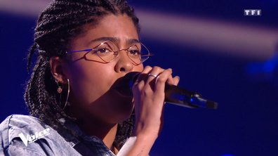 "THE VOICE 2020 - Sally Faye chante ""Umbrella"" de Rihanna"
