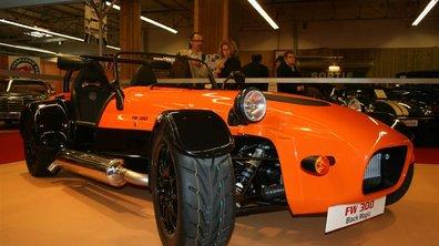 Salon Cabriolet 2009 : Westfield FW300