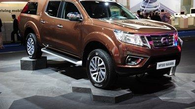 Salon de Francfort 2015 : Nissan Navara arrive en Europe