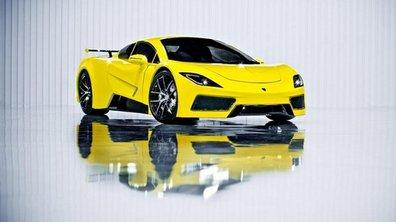 Arash ajoute l'AF8 à sa gamme de Supercar
