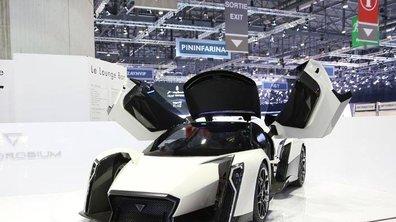Salon de Genève 2017 : Dendrobium, un supercar électrique de 1.500 chevaux !