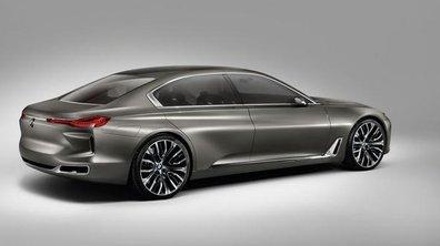 Salon de Pékin 2014 : BMW Vision Future Luxury, un prototype dans les pas de Rolls-Royce