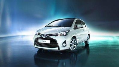 Toyota Yaris 2014 : un nouveau faciès pour l'été