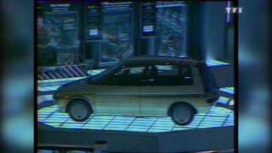 Les nouveautés et concept-cars du Salon de Genève – Automoto 8 mars 1986