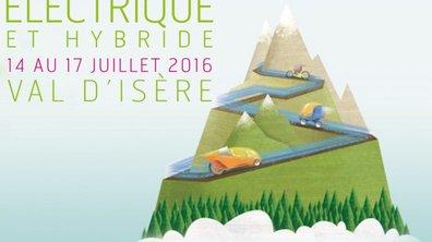Le salon du véhicule électrique et hybride ouvre ses portes à Val d'Isère