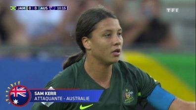 Jamaïque - Australie (0 - 1) : Voir le but de Kerr en vidéo