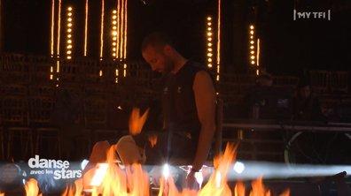 DALS - Sami El Guedarri met le feu au plateau