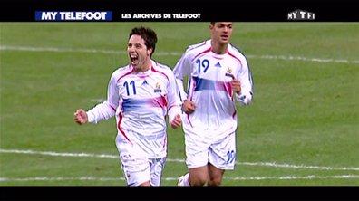 Les archives de Téléfoot : quand le trio Nasri, Ben Arfa et Benzema faisait rêver !