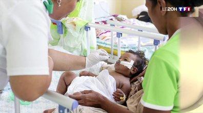 Samoa : une campagne de vaccination pour lutter contre l'épidémie de rougeole