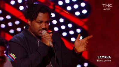 "Sampha - ""Blood on me"" en live dans Quotidien"