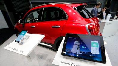 Samsung se connecte au monde automobile en rachetant Harman