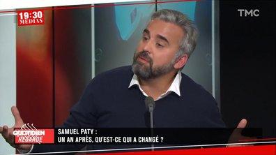 Samuel Paty : Alexis Corbière s'explique après ses propos polémiques
