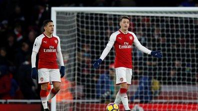 A Arsenal, quid des cas Sanchez et Özil ?