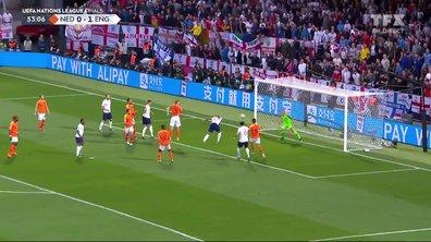 Pays-Bas - Angleterre (0 - 1) : Voir la tête de Sancho en vidéo