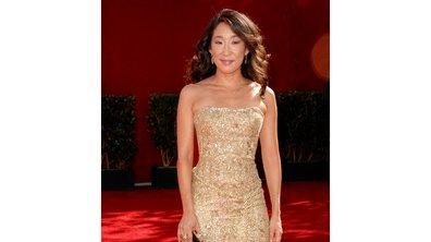 Sandra Oh sur le tapis rouge des Emmy Awards 2009 !