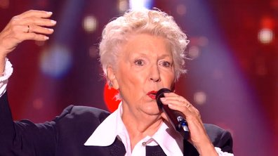 "THE VOICE 2020 - Sandrine Allary chante ""Histoire d'un amour"" de Dalida"