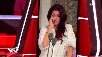 """The Voice Kids 2020 - Finale - Sara, émue : """"J'espère que tu vas te rétablir vite, Jenifer... Je t'aime"""""""