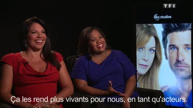 "Callie, Miranda : ""cette saison, on va de surprise en surprise !"""