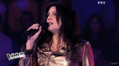 The Voice: direction les lives pour Sarah Caillibot, talent de Garou !