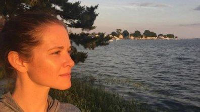 Sarah Drew prend enfin des vacances et elle a bien raison !