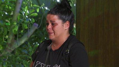 Sarah fait des adieux déchirants
