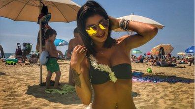 Secret Story 11 : Sarah Lopez en bikini à Barcelone, c'est très hot !