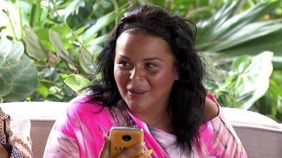 Sarah part en date dans l'épisode 14 de La Villa des Cœurs Brisés
