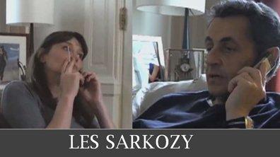 """""""C'est Canteloup"""" dans l'intimité des Sarkozy"""