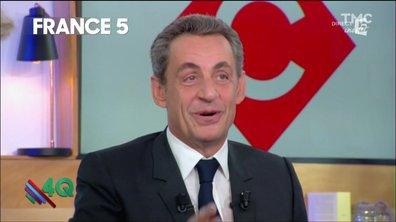 Les 4Q : merci Nicolas Sarkozy