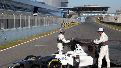 F1 2012 : Sauber a présenté la C31