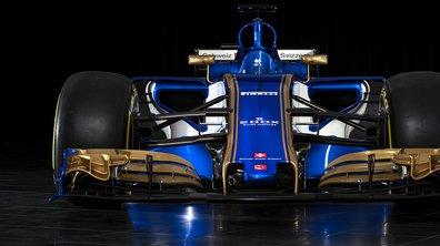 F1 : Sauber présente la surprenante C36 pour la saison 2017